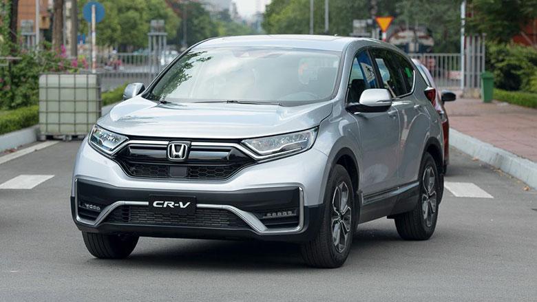 Honda CR V cũ: Bảng giá bán xe CR V cũ tháng 01/2021-1