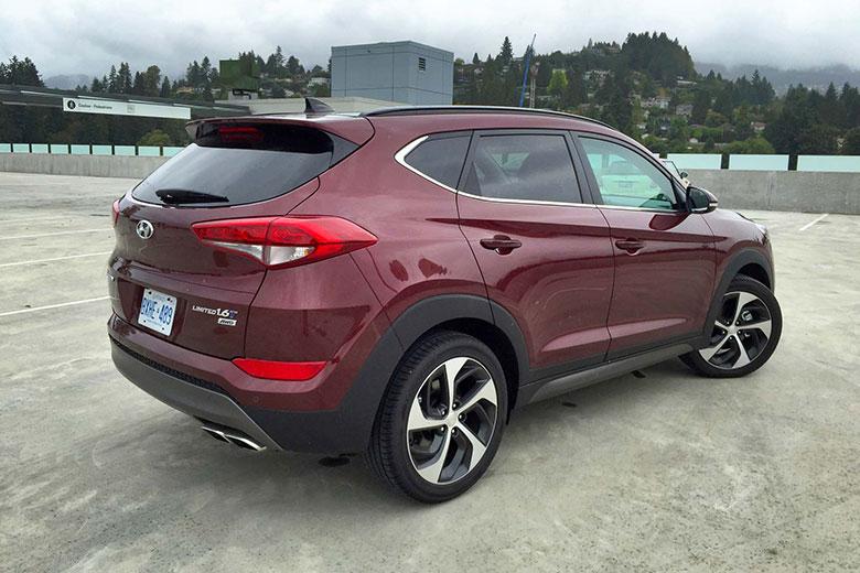 Đánh giá nhanh động cơ Hyundai Tucson 2016 kèm giá bán-3