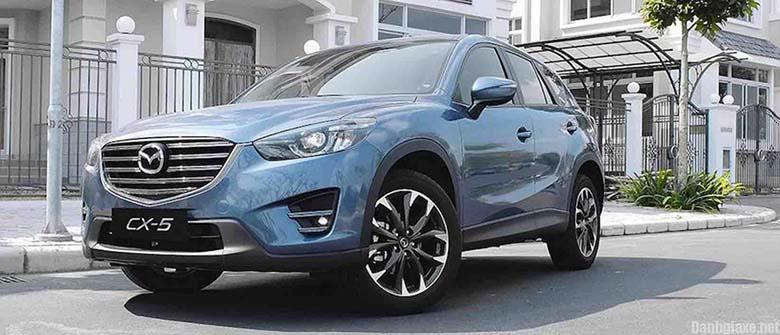 Mazda CX-5 cũ: Bảng giá bán xe CX-5 cũ 2021 - 8