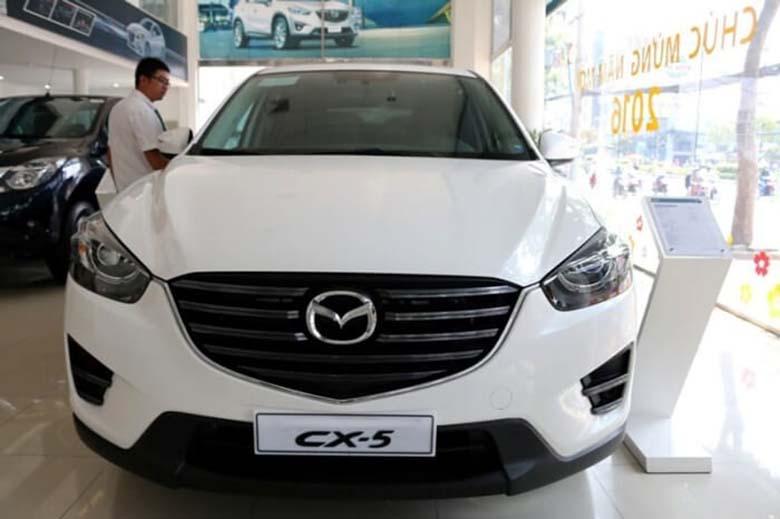 Mazda CX-5 cũ: Bảng giá bán xe CX-5 cũ 2021 - 7