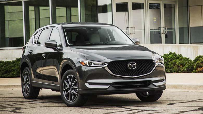 Mazda CX-5 cũ: Bảng giá bán xe CX-5 cũ 2021 - 4