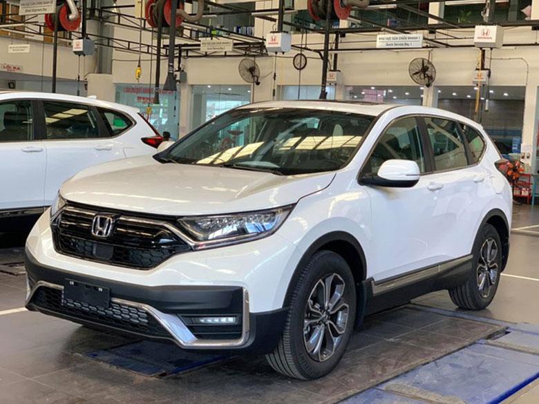 Ưu nhược điểm của Honda CR V 2020 kèm giá bán-2