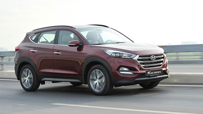 Đánh giá nhanh động cơ Hyundai Tucson 2016 kèm giá bán-1