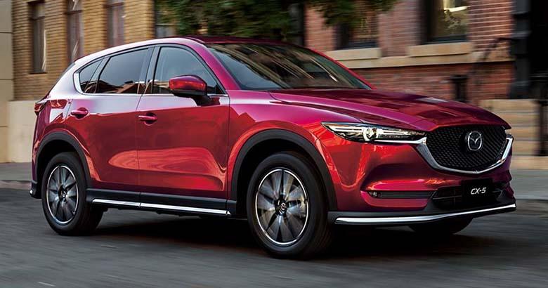 Mazda CX-5 cũ: Bảng giá bán xe CX-5 cũ 2021 - 6