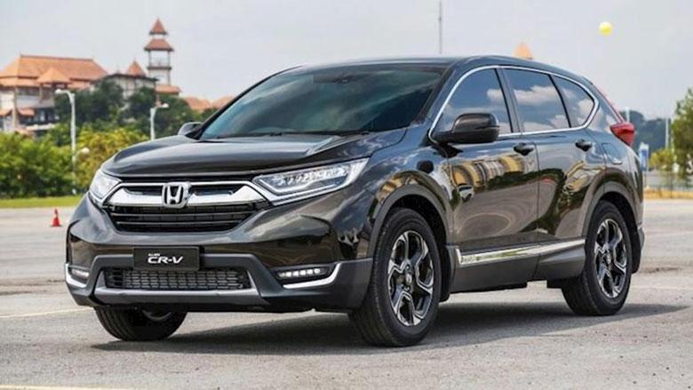 Đánh giá nhanh Honda CR V 2019 kèm giá bán-1