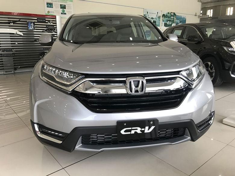 Những lưu ý khi mua Honda CR V 2018 kèm giá bán-1