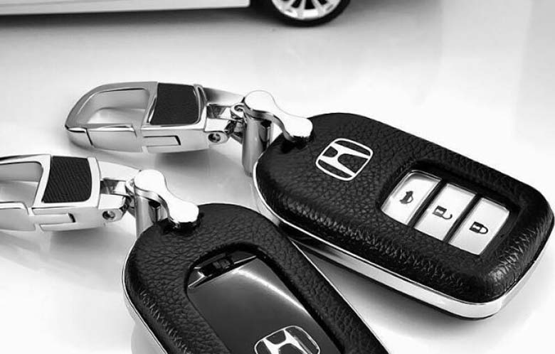 chìa khoá xe ô tô - 4