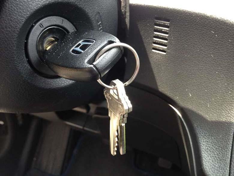 chìa khoá xe ô tô - 3