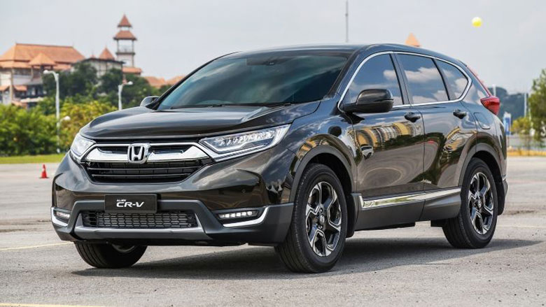 Những lưu ý khi mua Honda CR V 2018 kèm giá bán-3