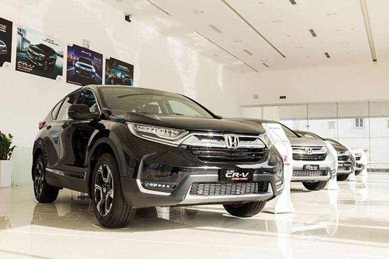 Những lưu ý khi mua Honda CR V 2018 kèm giá bán-4