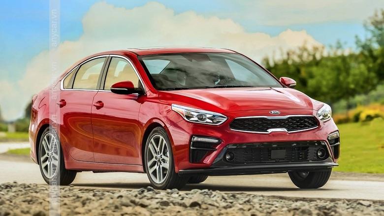 Nếu tìm một mẫu xe Sedan hạng C giá rẻ thì Cerato 2021 là lựa chọn đáng cân nhắc