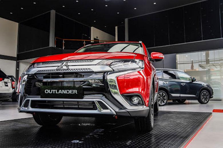 Ưu nhược điểm Mitsubishi Outlander 2020 kèm giá bán-1