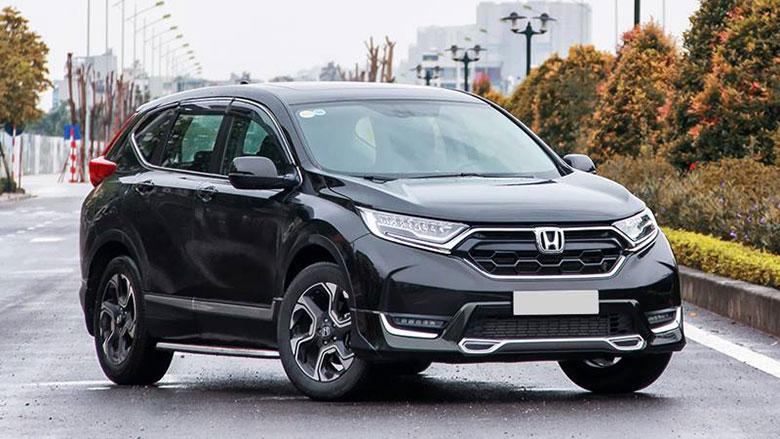 Những lưu ý khi mua Honda CR V 2018 kèm giá bán-2