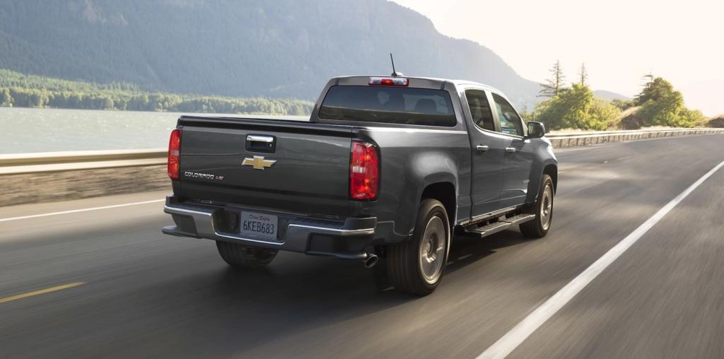 Chevrolet Colorado cũ: Giá bán xe Colorado cũ - 18