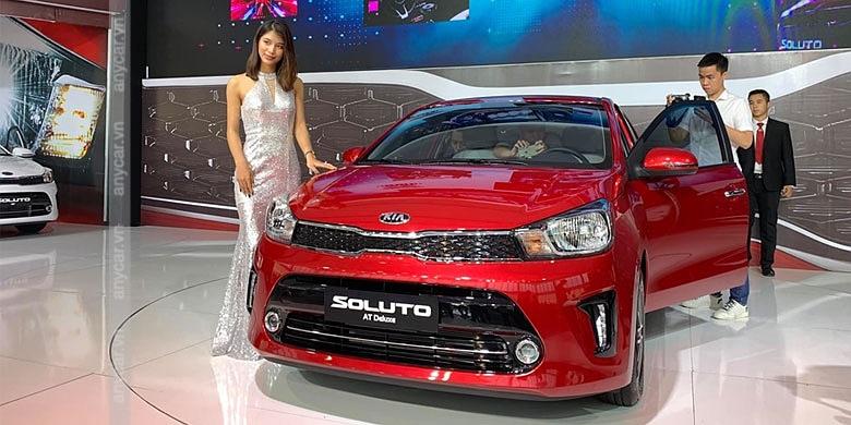 Kia Soluto 2021: đánh giá soluto và giá lăn bánh - 2
