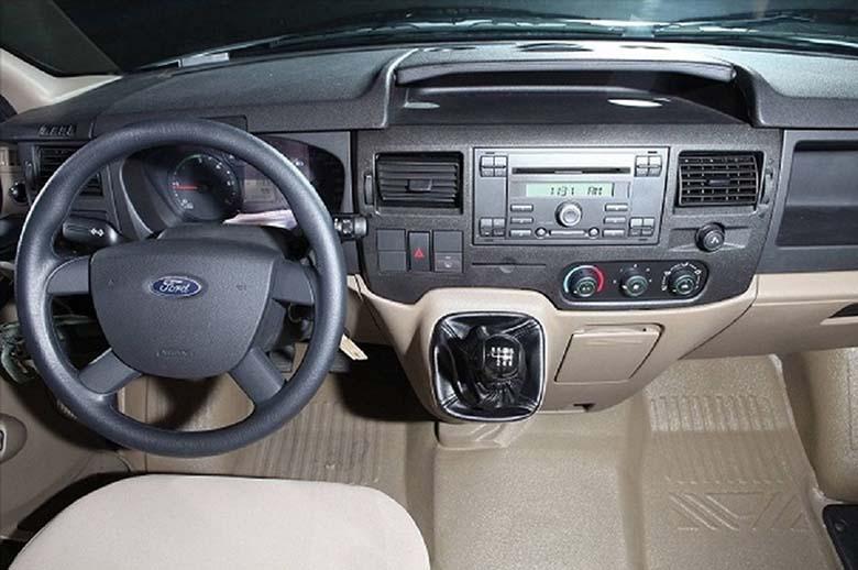 Ford Transit cũ: Bảng giá bán xe Transit cũ - 4
