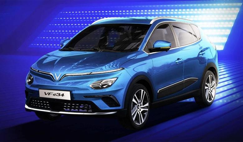 Xe ô tô điện đầu tiên do Việt Nam sản xuất