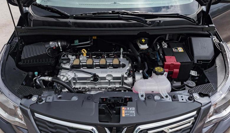 Động cơ vận hành của Vinfast Fadil Plus (bản nâng cao)