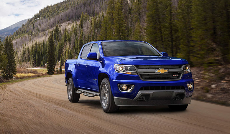 Chevrolet Colorado cũ: Giá bán xe Colorado cũ - 4