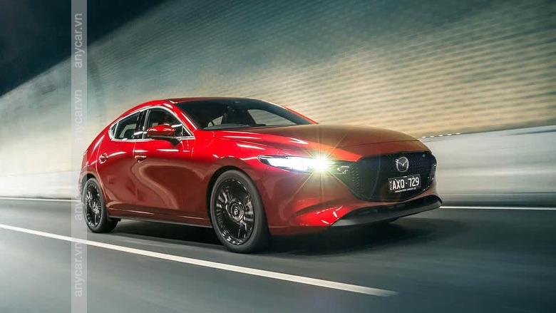 Đánh giá ngoại thất Mazda 3 Sport