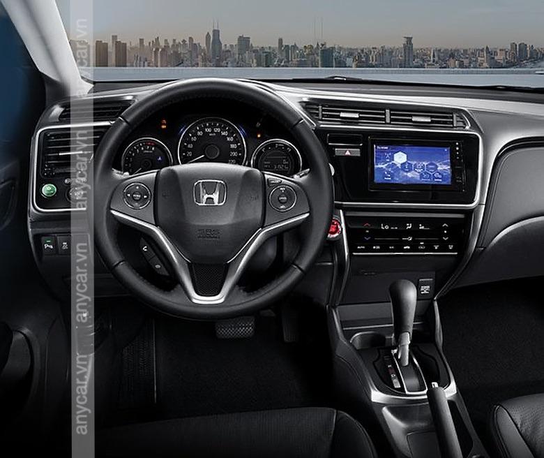 Honda City 1.5G: Giá bán và thông số - 7