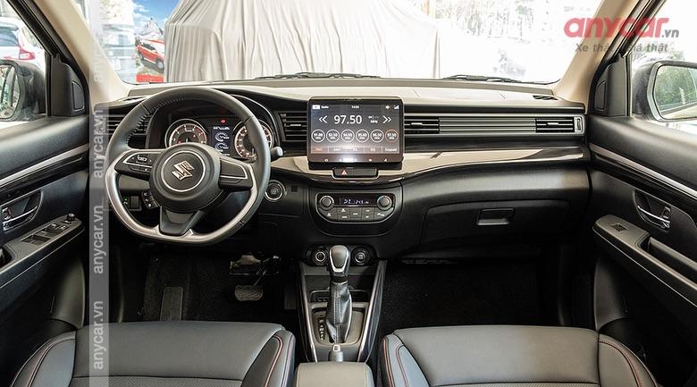 Khoang nội thất Suzuki XL7