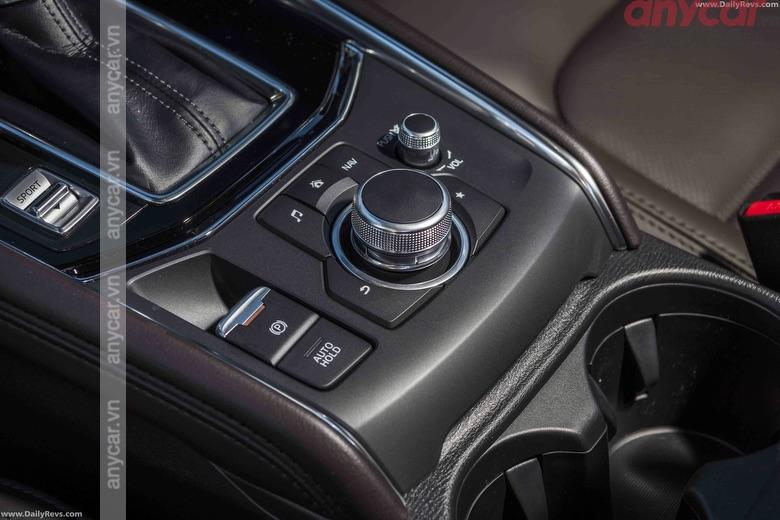 Chế độ lái trê Mazda CX-5 thế hệ mới