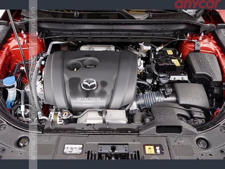 Mazda CX-5 2021 có 2 động cơ tùy chọn dung tích 2.0 - 2.5L
