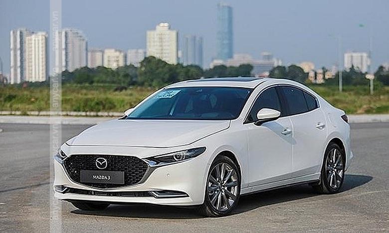 Trang bị an toàn trên Mazda 3 Sedan 2021 rất phong phú