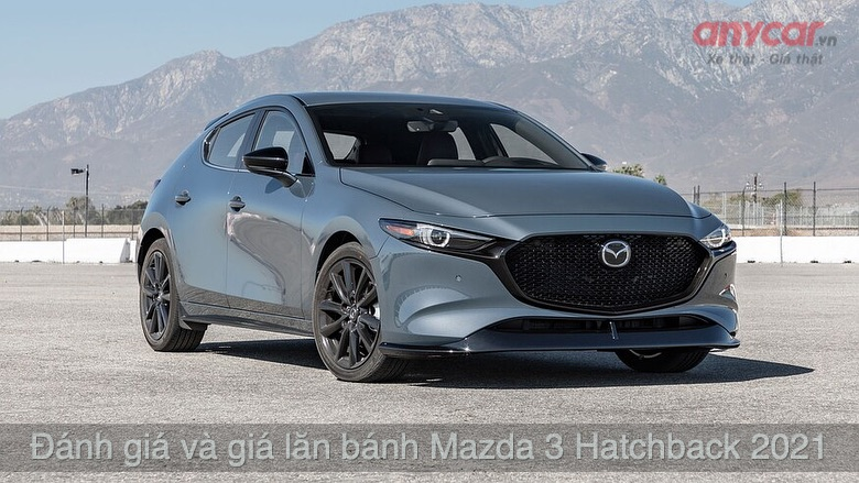 Mazda 3 Hatchback 2021