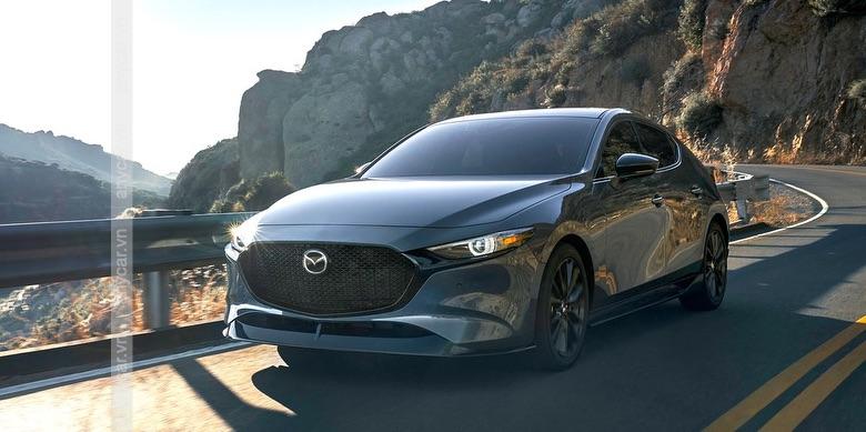 Mazda 3 Sedan 2021 có 2 động cơ tùy chọn