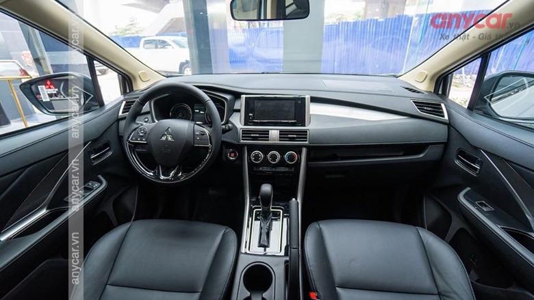 Khoang nội thất của Mitsubishi Xpander