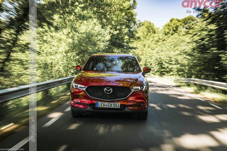 Giá lăn bánh Mazda CX-5 bao nhiêu?