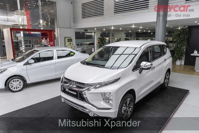 Mitsubishi Xpander giá từ 555 - 630 triệu đồng