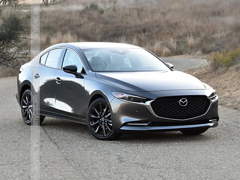 Đầu xe Mazda3 Sedan 2021