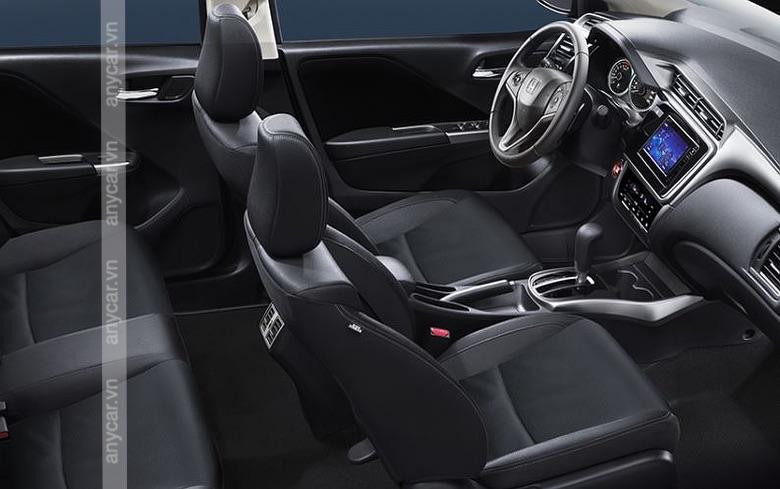 Honda City 1.5G: Giá bán và thông số - 6