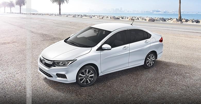 Honda City 1.5G: Giá bán và thông số - 4