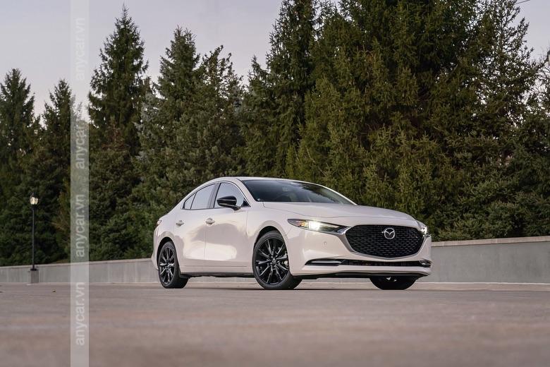 Đánh giá ngoại thất Mazda 3 Sedan 2021