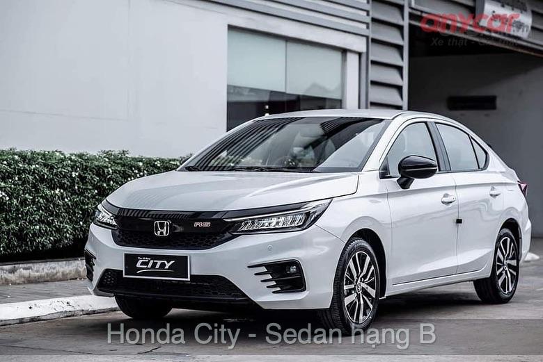 Honda City giá chỉ từ 529 triệu đồng