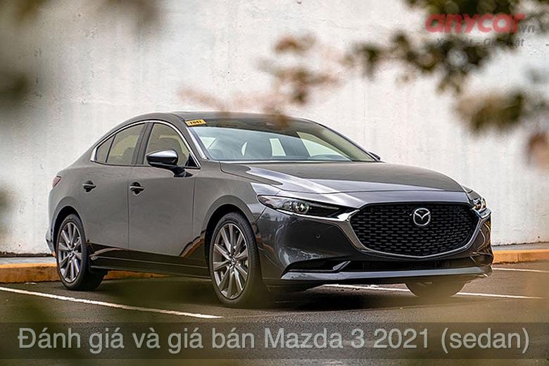 Mazda 3 Sedan 2021