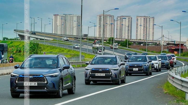 Một số câu hỏi liên quan đến Toyota Corolla Cross