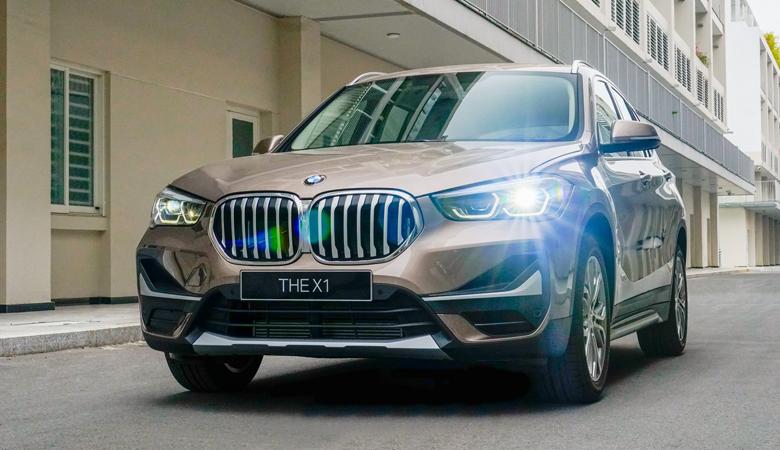 BMW X1 - SUV 5 chỗ hạng sang đáng sở hữu
