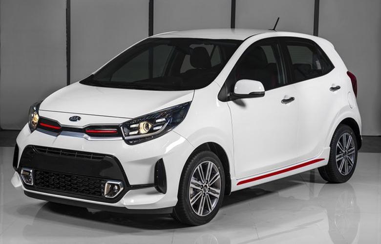 Kia Morning mẫu xe ô tô có giá 299 triệu đồng