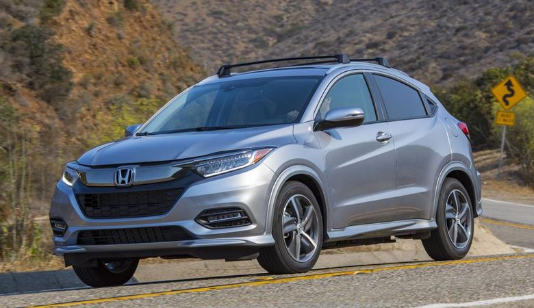 Honda HR-V là mẫu xe đáng sở hữu trong phân khúc SUV 5 chỗ gầm cao