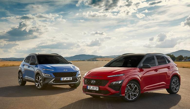Hyundai Kona, mẫu SUV 5 chỗ gầm cao đáng sở hữu