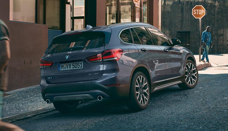 Động cơ BMW X1 có dung tích 1.5L