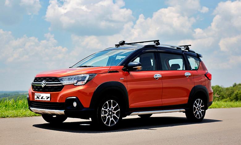 Suzuki XL7 xe 7 chỗ giá chỉ 589,9 triệu đồng