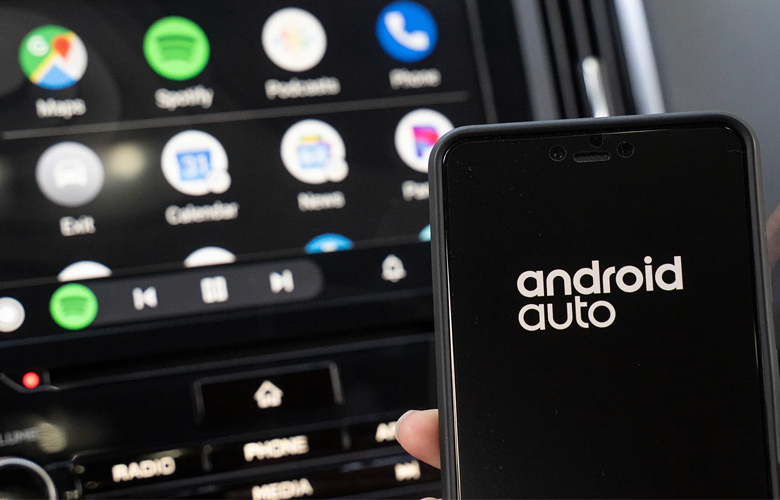 Kết nối Android Auto
