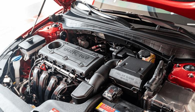 Động cơ xăng 2.0L