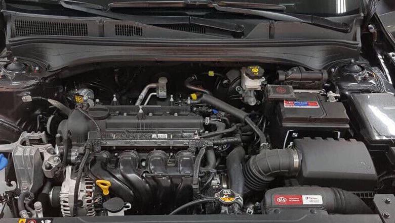 Động cơ xăng dung tích 2.0L